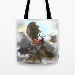 Cloudjumper Tote Bag
