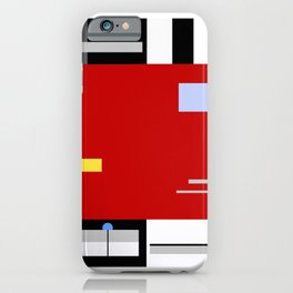 Geo Passion iPhone Case