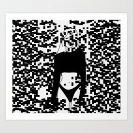 Vichèi Art Print