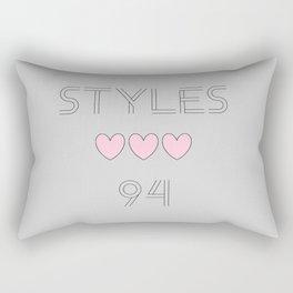 Harry Styles 1994 Rectangular Pillow