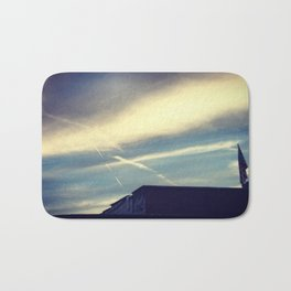 Scarred Sky Bath Mat