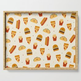 Fast Food Serving Tray