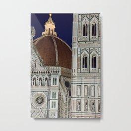 Duomo 2 Metal Print