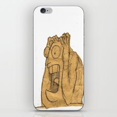 AAAAAHHHHHHHHHHHHHH!!! iPhone Skin
