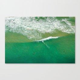 Surfing Day V Canvas Print