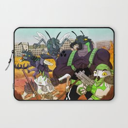 BAD ROACHES Laptop Sleeve