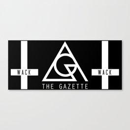 The Gazette Canvas Print
