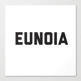 Eunoia Canvas Print