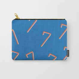 The Lucky Number Seven Carry-All Pouch