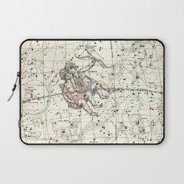 Gemini Constellation Celestial Atlas Plate 15 - Alexander Jamieson Laptop Sleeve