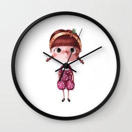 I de Tina Wall Clock