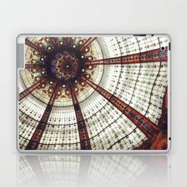 Parisian ceiling Laptop & iPad Skin