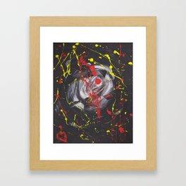 The Rollin Stones Thru and Thru Framed Art Print