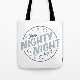 Nighty Night - Light Tote Bag