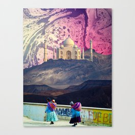 Indian Magic Canvas Print