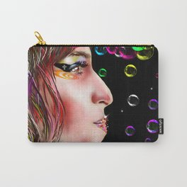 Amy Painting Carry-All Pouch