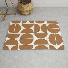 Puzzle Design Or. Rug