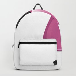 Nail Polish Bottle Backpack