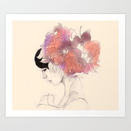 Sincerity Art Print