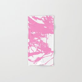 Pink Ink Hand & Bath Towel