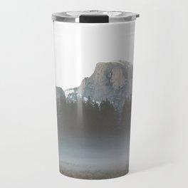 Morning Mist, Yosemite Travel Mug