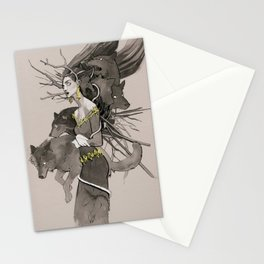 Forest call Stationery Cards