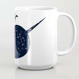 Narwhal Stars Coffee Mug