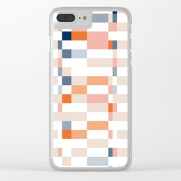 Connecting lines 4. Clear iPhone Case