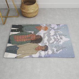 Golden Trio Rug