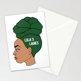 Lola's Ladies II Stationery Cards