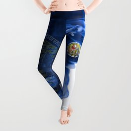 (v2) Worth More Alive! Leggings