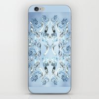 crystals iPhone & iPod Skins featuring Crystals by Armin