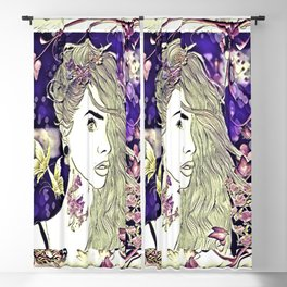 Having Sweet Thoughts Of You Blackout Curtain