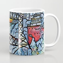 Duluth Is The Truth // DRT ARTS Coffee Mug