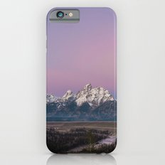 Pink Sunrise in Grand Teton Slim Case iPhone 6s