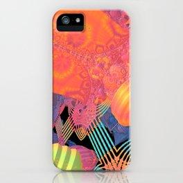 Mardi Gras iPhone Case