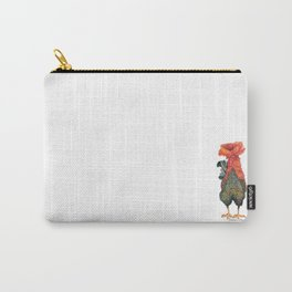 Poppycock 5 Pun Carry-All Pouch