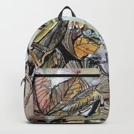 Peace, mantis Backpack