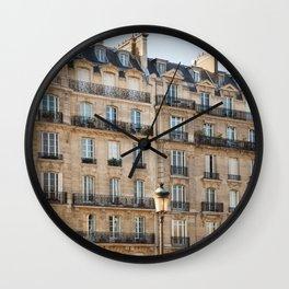 Classique - Paris Apartments Wall Clock