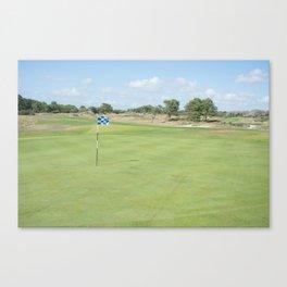 Golf du Touquet, France Canvas Print