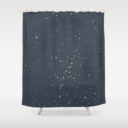 Into The Woods 1 Shower Curtain