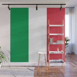 Flag of Italy Wall Mural