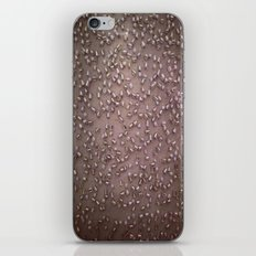 Gold Sparkle iPhone & iPod Skin