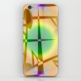 Pattern after earthquake ... iPhone Skin