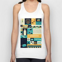 divergent Tank Tops featuring Divergent items by Isabelle Silva