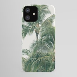 Lush Palm Trees iPhone Case