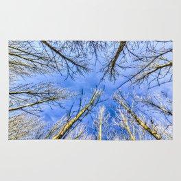 The Tree Canopy Rug