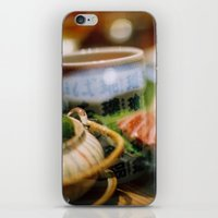 japanese iPhone & iPod Skins featuring Japanese by Laura L.