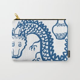 The Dragon Who Escaped Carry-All Pouch