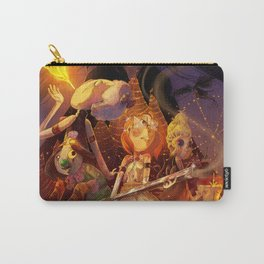 The Crooked Fork (promo poster) Carry-All Pouch